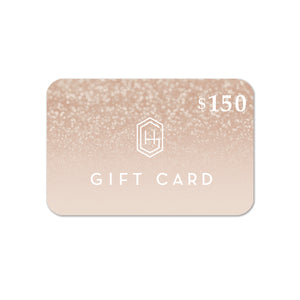 House of Grace Jewelry $150 gift card