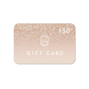 House of Grace Jewelry $50 gift card