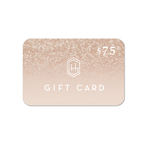 House of Grace Jewelry $75 gift card