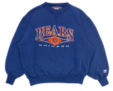 90's Chicago Bears Vintage NFL Sweat-Shirts / 1018