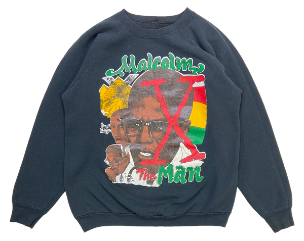 Malcom X Vintage Sweat-Shirts / 1035