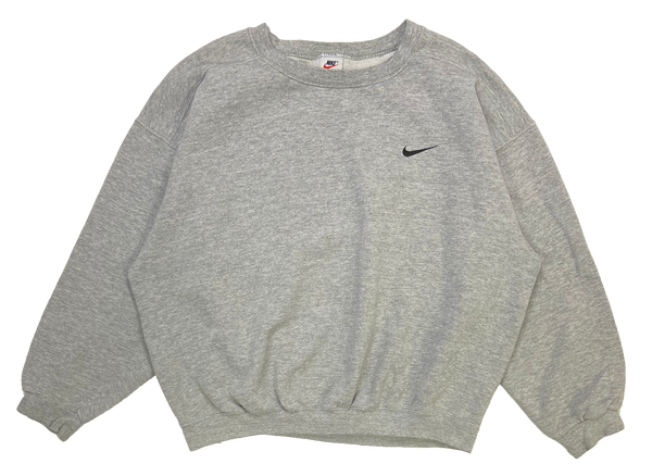 90's Nike Mini Swoosh Made in USaAVintage Sweat-Shirts / 1049