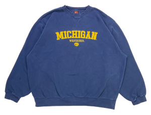 90's Nike Michigan Vintage Sweat-Shirt / 1128