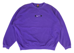 90's Nike Center Logo Vintage Sweat-Shirt / 1169