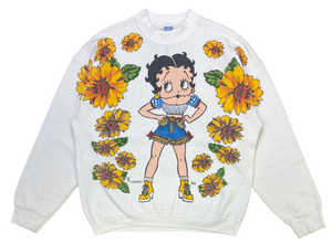90's Betty Boop Vintage Sweat-Shirt / 1197