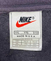 90's Nike Made in USA Vintage Sweat-Shirt / 1203