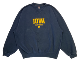 90's Nike Iowa Vintage Sweat-Shirt / 1226