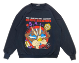 90's Wile E. Coyote Looney Tunes Vintage Sweat-Shirt / 1244