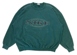 90's Nike Made in USA Vintage Sweat-Shirt / 1245