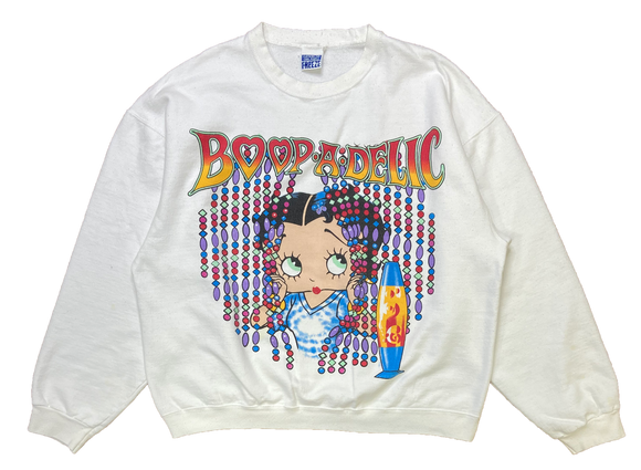 90's Betty Boop Vintage Sweat-Shirt / 1256