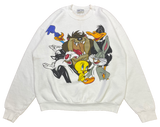 90's Looney Tunes Vintage Sweat-Shirt / 1306