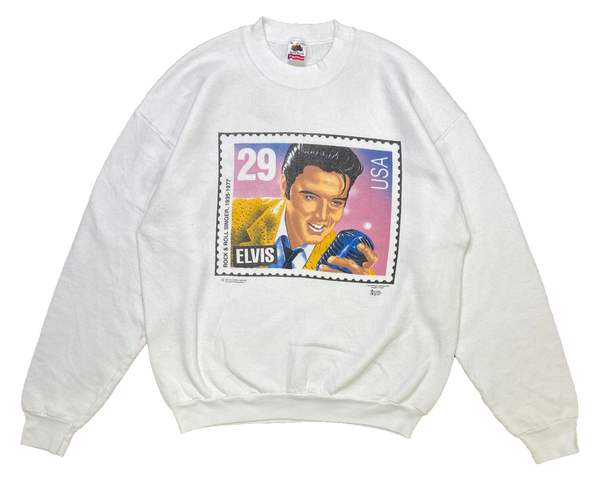 90's Elvis Vintage Sweat-Shirt / 1351