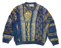 90's COOGI Vintage Knit Sweater / 1362
