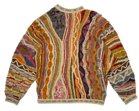 90's COOGI Vintage Knit Sweater / 1363