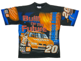 The Home Depo Vintage NASCAR All Over Print Racing T-Shirt / 1377