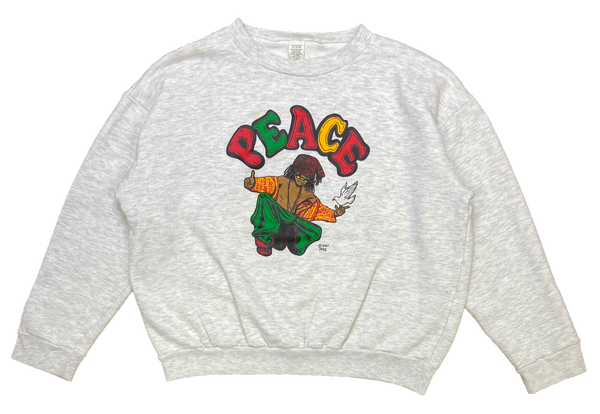 90's Vintage Reggae Sweat-Shirt / 1398