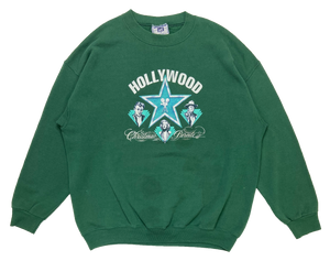 90's Hollywood Vintage Sweat-Shirt / 1418