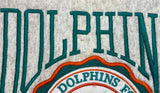 90's Dolphins Vintage NHL Sweat-Shirt / 1422