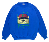 90's TAZ Looney Tunes Vintage Sweat-Shirt / 1442