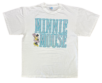 80's Minnie Disney Vintage T-Shirt / 1444