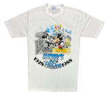 80's Mickey Disney Vintage T-Shirt / 1466
