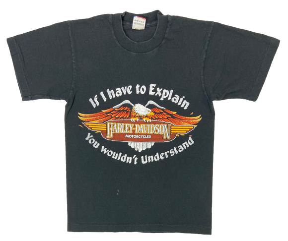 90's Harley Davidson Vintage Made in USA T-Shirts / 1521