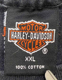 90's Harley Davidson Vintage Made in USA T-Shirts / 1528