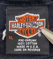 90's Harley Davidson Vintage Made in USA T-Shirts / 1533