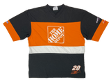 90's Home Depo Racing NASCAR Vintage T-Shirts / 1547