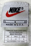 90's Nike Made in USA Mini Swoosh Vintage Sweat-Shirt / 1591