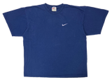 "90""s Nike Made in USA Mini Swoosh Vintage T-Shirt / 1628"