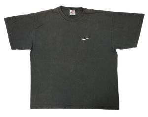 90's Nike Mini Made in USA Swoosh Vintage T-Shirt / 1640