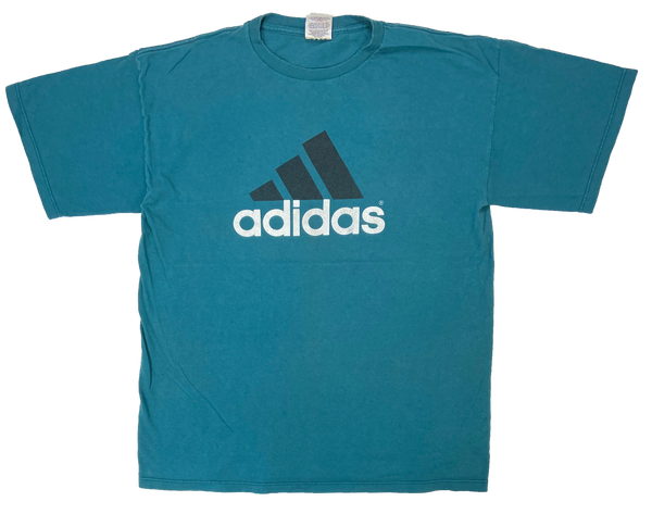 90's Adidas Made in USA Vintage T-Shirt / 1644