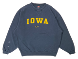 90's Nike Iowa Vintage Sweat-Shirts / 1677