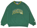 90's Starter Packers Vintage NFL Sweat-Shirt / 1687