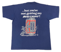 1996 Bud Light  Vintage T-Shirt / 169