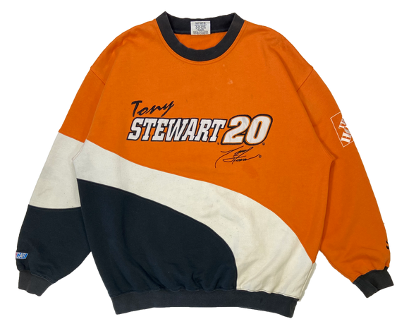 90's Racing Home Depot Vintage Sweat-Shirts / 1704