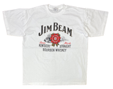90's Jim Beam Made in USA Vintage T-Shirt / 1727
