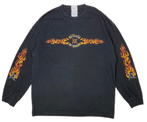 00' Metallica Vintage Long Sleeve T-Shirt / 1789