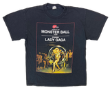 2010 Lady GAGA Monster Ball Tour Vintage T-Shirt / 1820