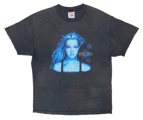 00' Britney Spears Vintage T-Shirt / 1884