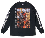 90's  Rob Zombie Vintage Long Sleeve T-Shirt / 1889