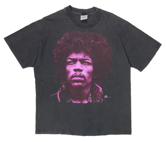 90's Jimi Hendrix Made in USA Vintage T-Shirt / 1893