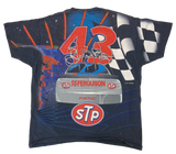 90's Racing Vintage All over print T-Shirt / 191