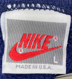 90's Nike Silver Tag Made in USA Vintage Sweat-Shirts / 1912