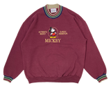 90's Vintage Mickey Mouse Made in USA Disney Sweat-Shirt / 1930