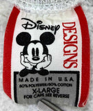 90's Vintage Mickey Mouse Made in USA Disney Sweat-Shirt / 1933