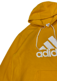 Vintage Adidas Center Logo Hoodie Sweat-Shirt / 1938