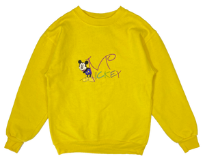 Vintage Mickey Mouse Disney Sweat-Shirt / 1950