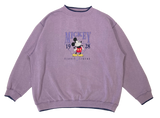 90's Vintage Mickey Mouse Disney Sweat-Shirt / 1963
